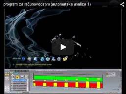 Knjigovodstvo: Automatska analiza - Lidder