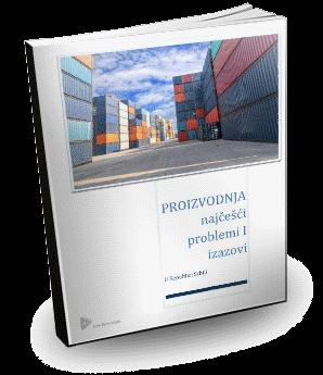 Izvestaj o najcescim problemima i izazovima sa kojima se susrecu kompanije iz oblasti proizvodnje
